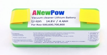 Roomba Replacement Battery Options – Best Replacement Roomba Batteries