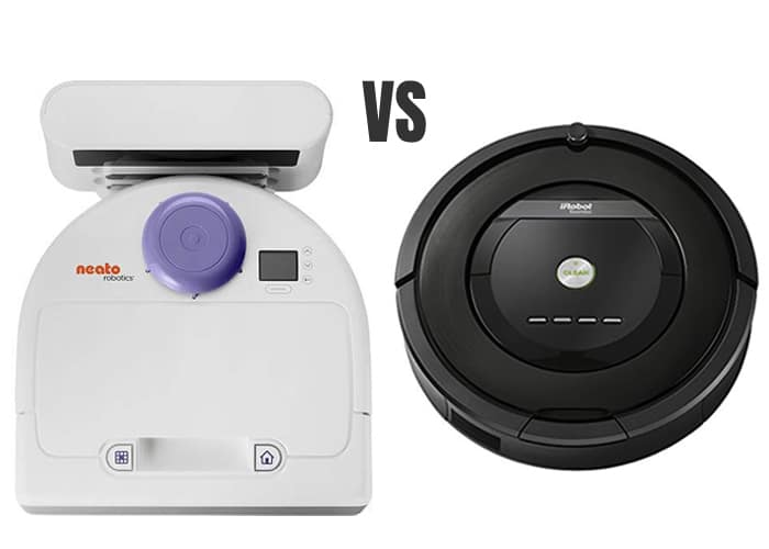 Roomba 880 vs Neato Botvac 80 - Which One is a Better Choice?