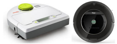 roomba 870 vs neato 75