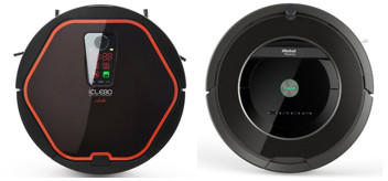 iclebo vs roomba image