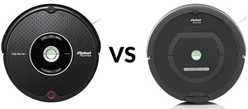 Roomba 595 vs 770 – Are the Differences Worth the Money?