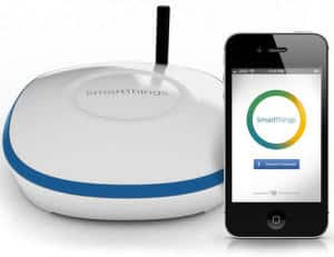 smartthings hub and app