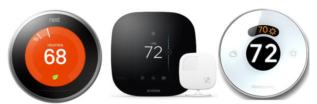 The Three Best Smart Thermostats Currently Available