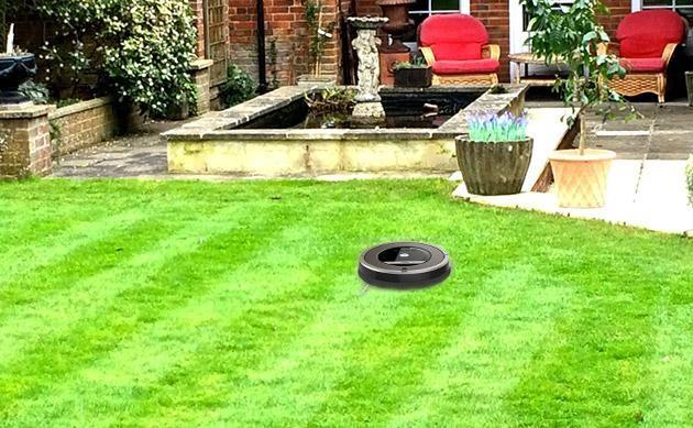 A True Roomba For Lawns Is Irobot Developing A Robotic