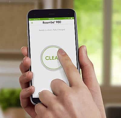 roomba 980 app