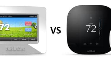 ecobee3 vs venstar color touch