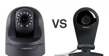 Foscam vs Dropcam - Which Smart Security Cam is Better?