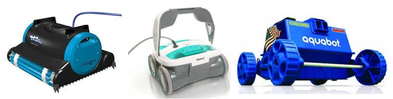 looking for the best robotic pool cleaner