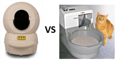 litter robot or cat genie