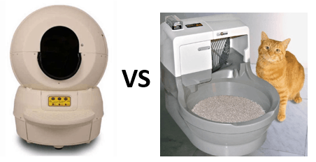 cat genie vs litter robot 3