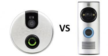 The Skybell vs Doorbot Smart Doorbell Comparison