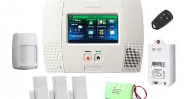 Honeywell Wireless Lynx Touch L5200