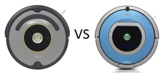 The Roomba 630 vs 790 – Any Meaningful Differences?