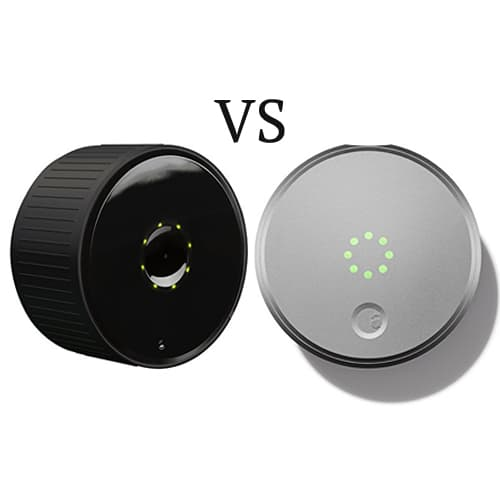 August Smart Lock vs Danalock