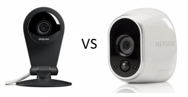 arlo or dropcam