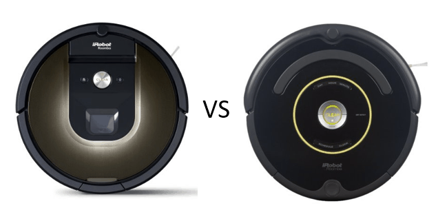 roomba 650 or 980