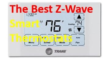 top z wave smart thermostat