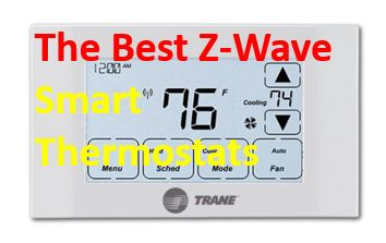The Best Z Wave Thermostats Z Wave Compatible Smart Thermostats All Home Robotics