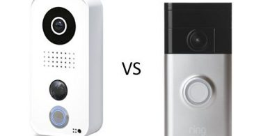 Comparing the Doorbird vs Ring WiFi Doorbell