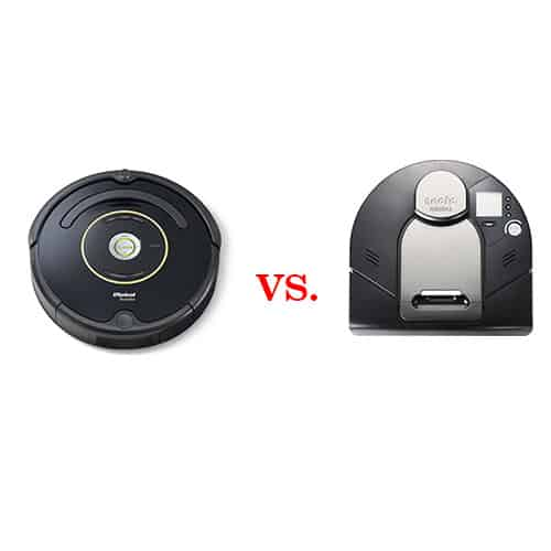 Roomba 650 vs Neato Signature Pro