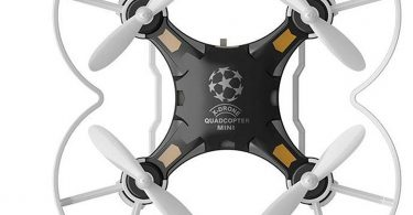 FQ777 -124 Pocket Drone Review – Is This Inexpensive Drone as Good as Its Pricey Competitors?