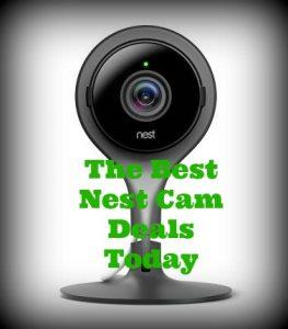 nest cam deals