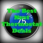 nest thermostat deals
