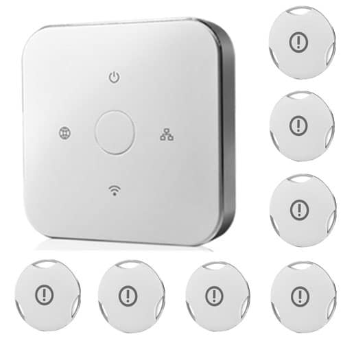 iHomeware Zigbee CoinGuard Vibration Sensor