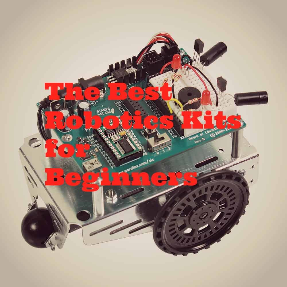 The Best Robotic Kits For Beginners Getting Started With