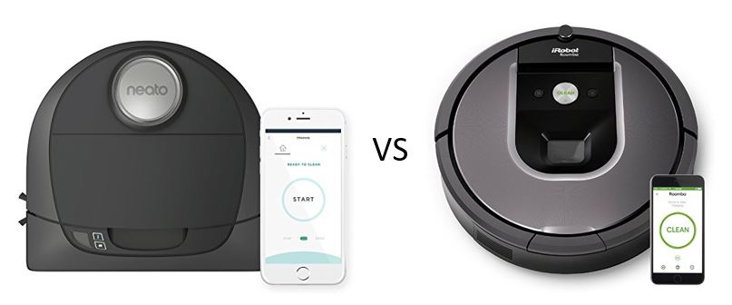 botvac d5 vs roomba 960 which is the better value now. Black Bedroom Furniture Sets. Home Design Ideas