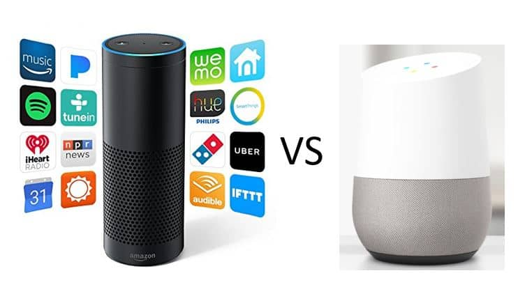 Amazon Echo Vs Google Home Which Is The Better Device