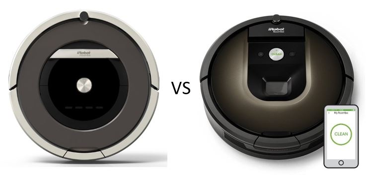 Roomba 980 Vs 870 Which Roomba Is A Better Value For The