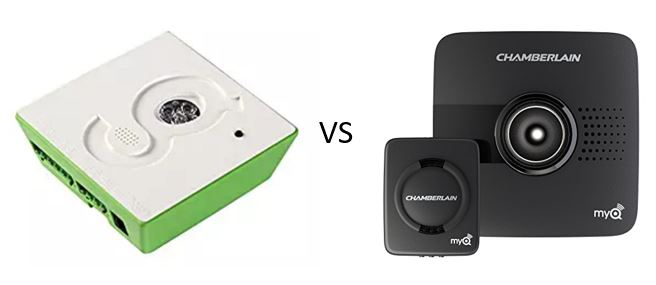 Gogogate 2 Vs Myq Smart Garage Opener Which One Is Better All