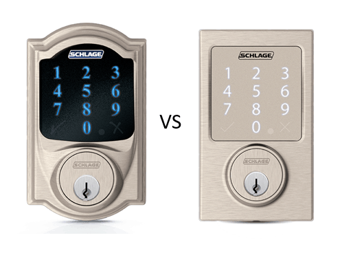 Schlage Connect Vs Schlage Sense Comparison Which To Get