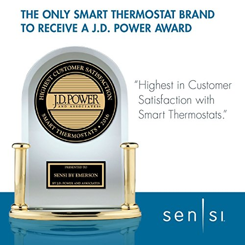 51Cdad1dY1L which one works best? ecobee3 vs emerson sensi smart thermostat  at soozxer.org