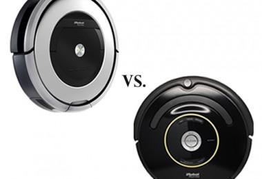 Roomba 650 vs 860: A Comparison
