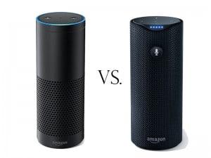 Amazon Tap vs Amazon Echo