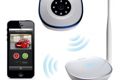 Asante Smart Garage Door Opener with Camera Review