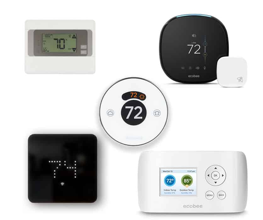 Smartthings Compatible Thermostats Thermostat Manual