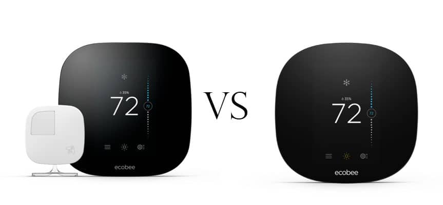 Smart Thermostat Showdown  The Ecobee3 Vs  Ecobee3 Lite
