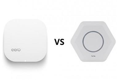 Eero vs Luma A choice for your smart home WiFi