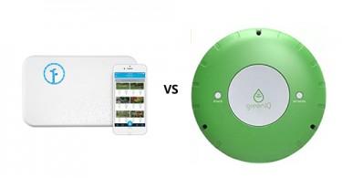 GreenIQ Smart Garden Hub vs