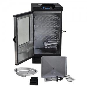 Masterbuilt 20072115 Bluetooth Smart Digital Electric Smoker