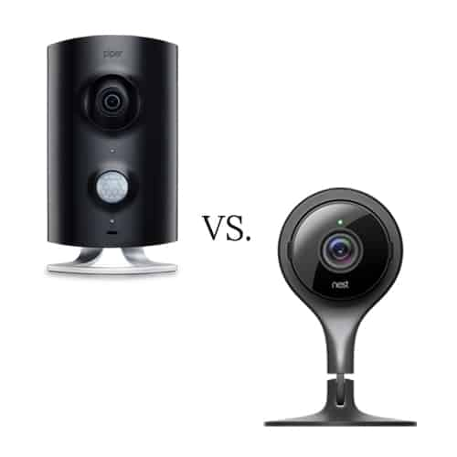 Nest Cam vs Piper