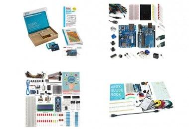 Top 4 Arduino Starter Kits