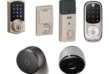 Top 5 Smart Locks for 2017