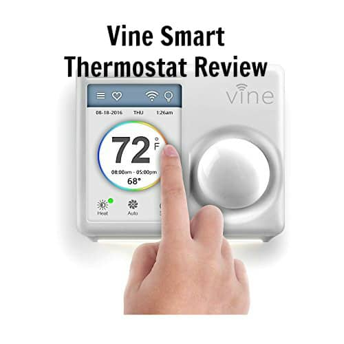 Vine Smart Thermostat review why i love the vine smart thermostat the full review all home vine thermostat wiring diagram at readyjetset.co