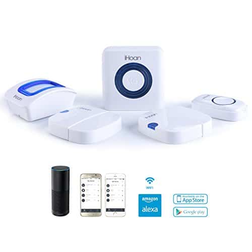 iHoan Smart Home WiFi-Enabled Security Alarm System Review
