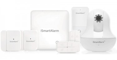 iSmart Alarm DIY Security System Review