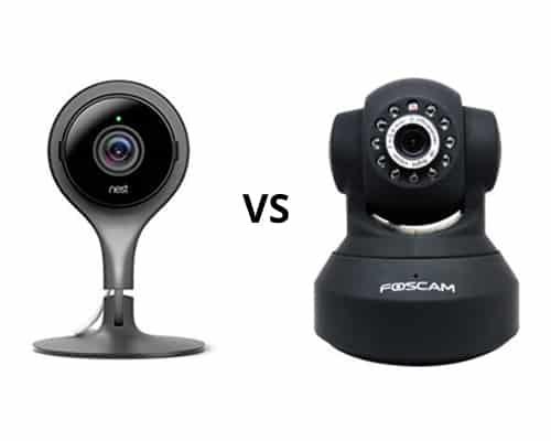 nestcam-vs-foscam-comparison